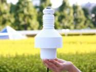 ウェザーニューズが販売する気象センサー「ソラテナ」