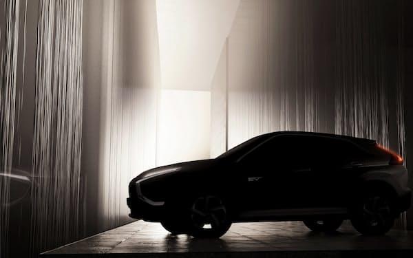 多目的スポーツ車「エクリプスクロス」を大幅改良する