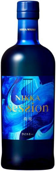 ニッカウヰスキーが発売するウイスキーの新ブランド「セッション」