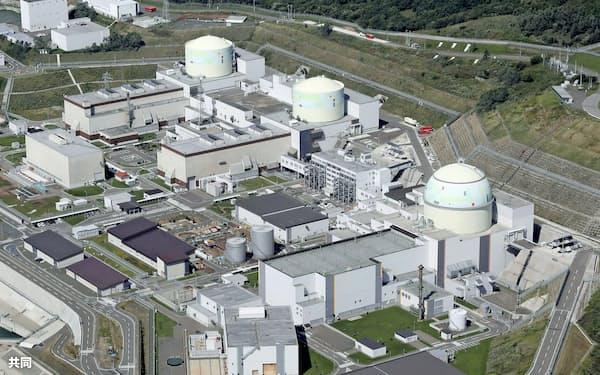 北海道神恵内村は北海道電力泊原発から30キロ圏内に立地している