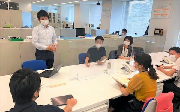 ダイドーは21日に社員の副業を解禁し、社外からも人材を受け入れる(大阪市)