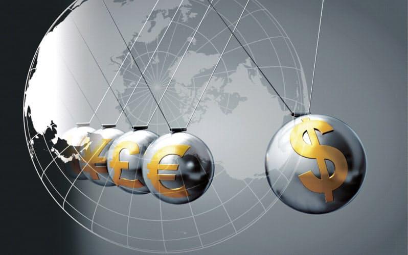 揺らぐドル1強、米国が通貨覇権を手放す日