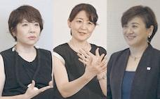 「リーダーに女性を」 今年就任した3人に聞く