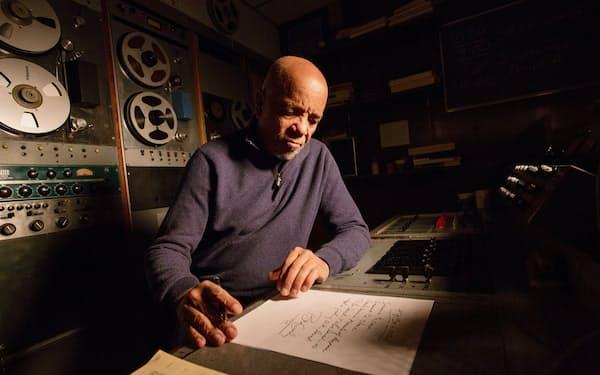 モータウンレーベル創設者のベリー・ゴーディ・ジュニア(C)2019 Motown Film Limited. All Rights Reserved