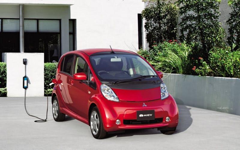 三菱自「アイ・ミーブ」生産終了へ 世界初の量産EV