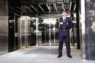 リクルートジョブズは警備員の安定雇用を支援する(写真はイメージ)
