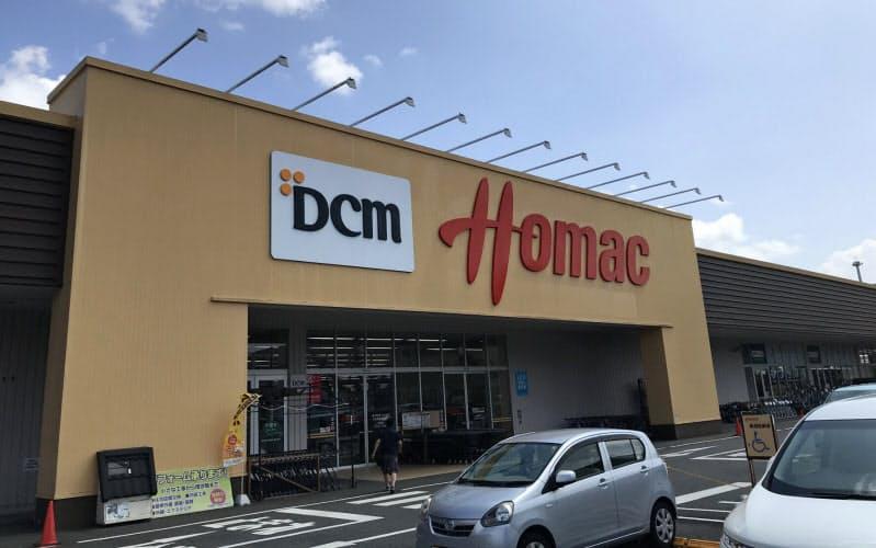 DCMが島忠へTOB検討 ホームセンター、相乗効果見極め