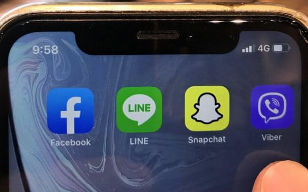 LINEなど多くの人が使うアプリをゲーム配信のプラットフォームにする