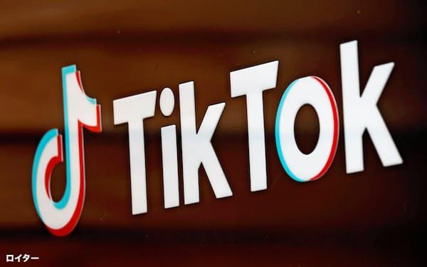 ティックトックの海外事業を巡り米中で駆け引きが続いている=ロイター