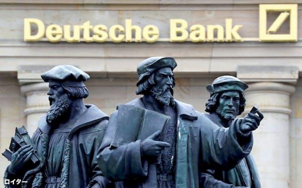 ドイツ銀行が追加リストラに乗り出す=ロイター