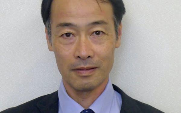 金融庁総合政策局長・中島淳一氏