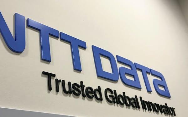 NTTデータは株式市場で「スガノミクス関連銘柄」と見なされている