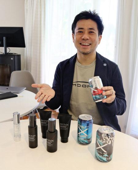MOON-X長谷川CEO