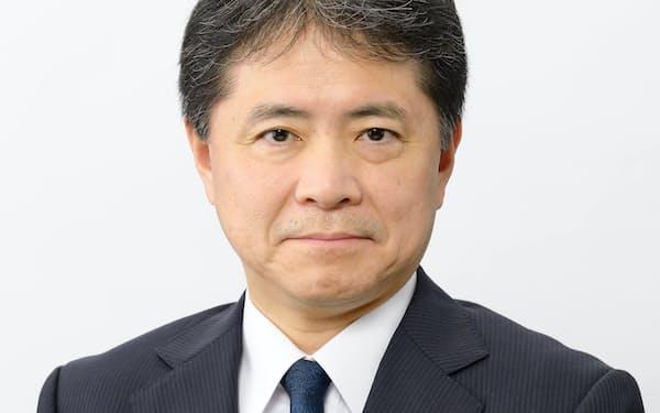 三菱電機の皮籠石斉常務執行役