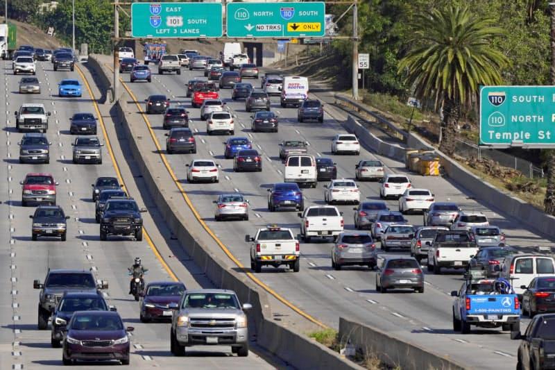 米カリフォルニア州でガソリン車販売禁止へ 車産業に波紋