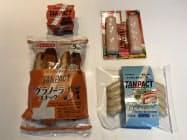 明治は山崎製パンと伊藤ハム米久HDと「タンパクト」ブランドを拡充する