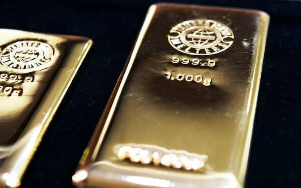 金価格には調整圧力が強まってきた