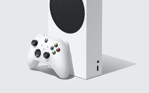 11月発売の「Xbox シリーズS」の国内価格を2万9980円に下げた