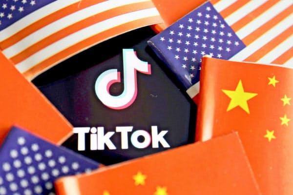TikTokは米政府によるアプリ配信禁止措置の一時差し止めを求めた=ロイター