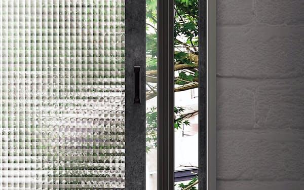 既存の窓の内側に取り付ける新デザインのリノベーション向けの内窓「INPLUS for Renovation」