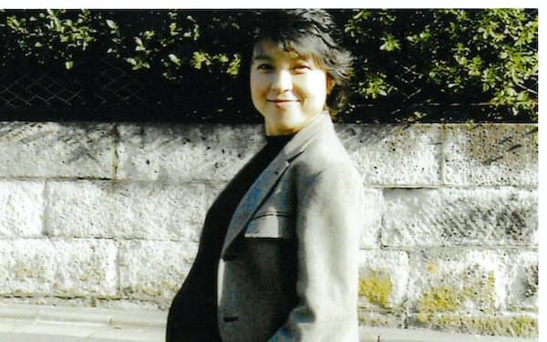 妊娠31週のこの日、妊娠中の双子のうち男の子の心臓が止まっていることが分かった(2004年10月)