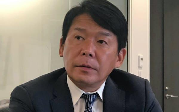 カプコンの辻本春弘社長
