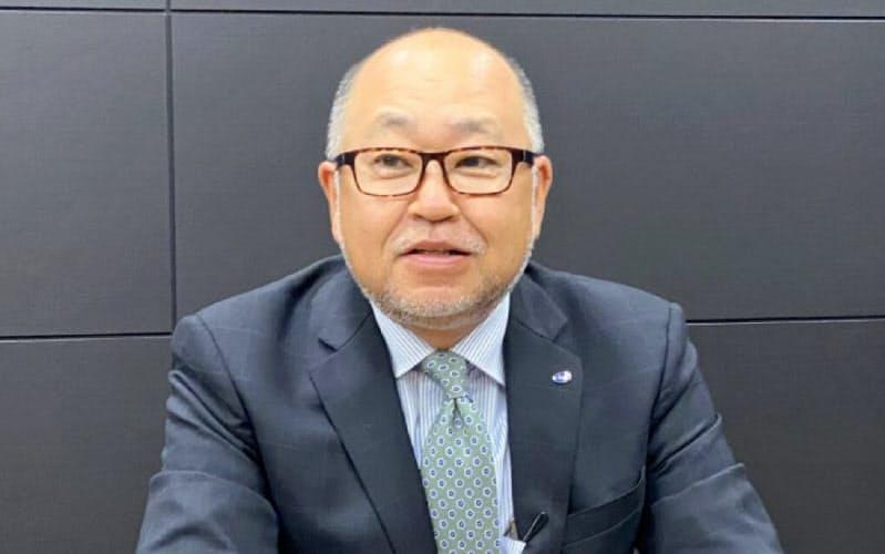 SUBARUの岡田稔明CFO