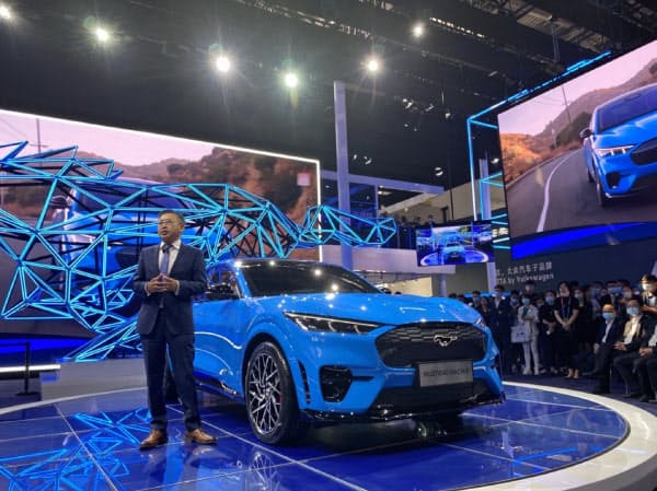 米フォード・モーターはSUVのEVを発表した