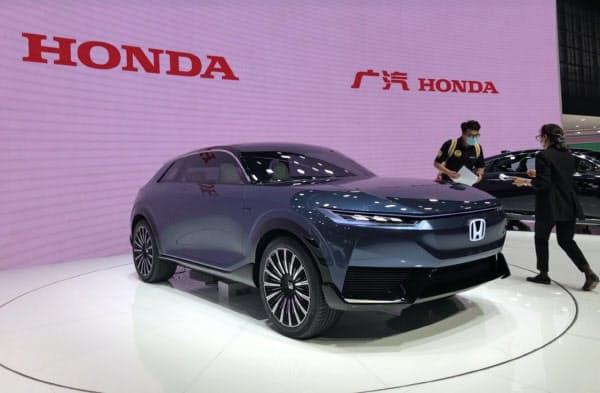 ホンダは初めて「ホンダ」ブランドのEVのコンセプト車を公開した