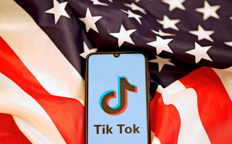 TikTok配信禁止を一時差し止め 米地裁が判断
