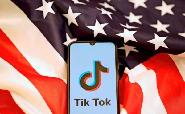米連邦地裁はTikTokの配信禁止措置を差し止めた=ロイター