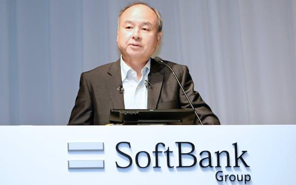 ソフトバンクGは余資運用で米ハイテク株など上場株への投資をはじめた