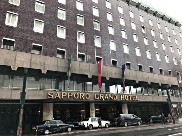 新型コロナの感染拡大で外食を手控える人の需要を見込む(札幌市の札幌グランドホテル)
