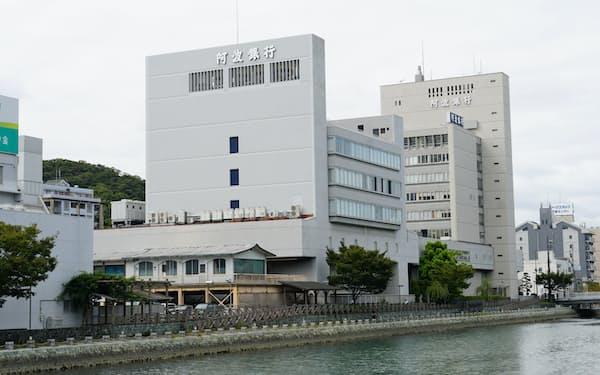 阿波銀行本店(徳島市)