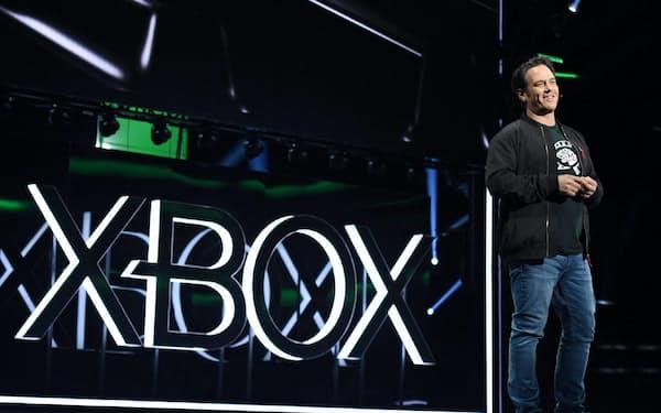 スペンサー氏(写真)は7年がかりで「Xbox」復活に向けた地ならしをしてきた