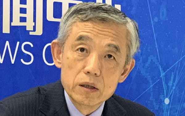 清華大学・薛瀾教授