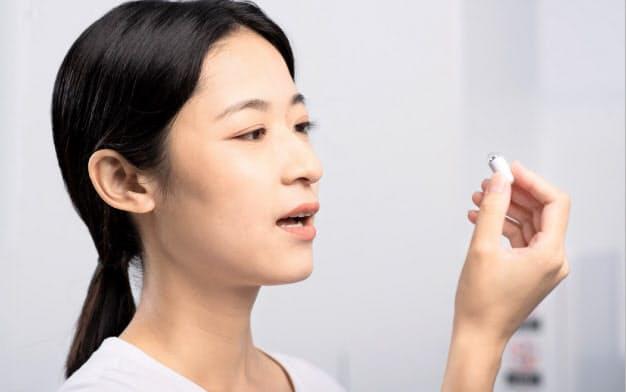中国でもカプセル内視鏡の開発が進む(資福医療提供)