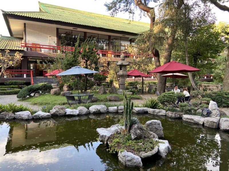 日墨協会は長年、日系人や日本人のより所となってきた(9月28日、メキシコシティ)