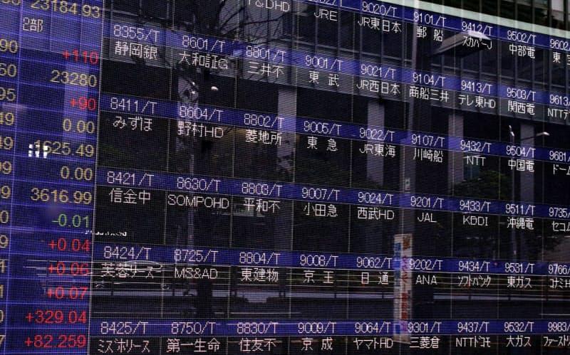 東証でシステム障害、全銘柄の売買停止 2005年11月以来