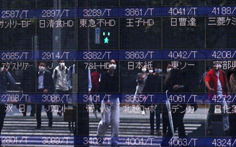 東証売買停止 市場に不安の声「初の事態で戸惑っている」