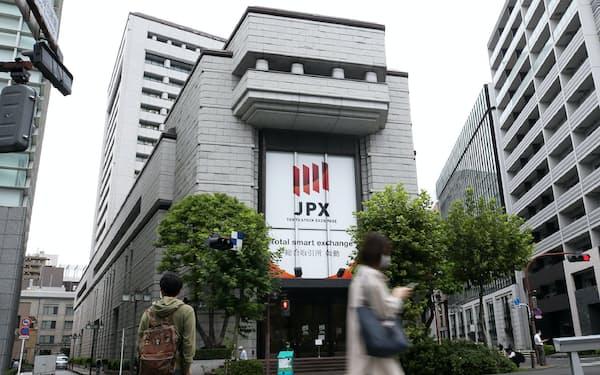 10月1日に東証が初めて終日取引を停止し、一極集中の課題が改めて浮き彫りになった(東京都中央区)