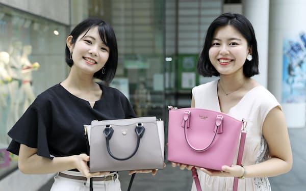 名古屋市在住の女子大学生。ファストファッションをよく利用するがブランド物も好きだという
