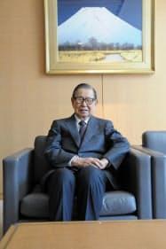 セブン&アイ・ホールディングスの伊藤雅俊名誉会長