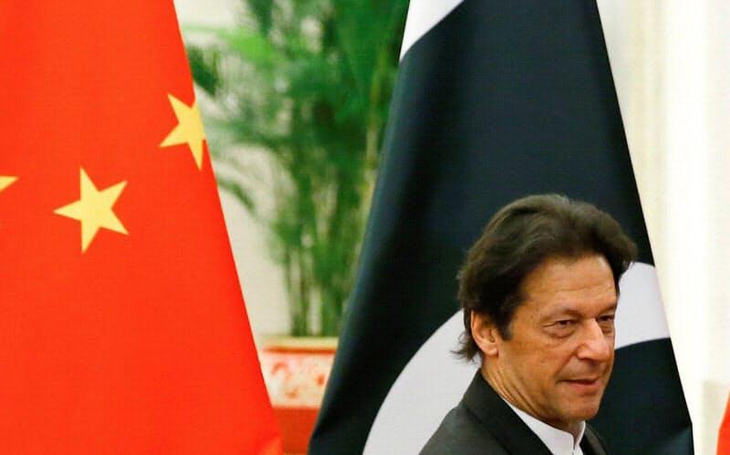 パキスタンと中国は経済支援などを通じて関係を強めており、「アプリの禁止検討は驚き」との声も=ロイター