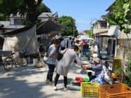 勝浦朝市は400年以上の歴史を誇る