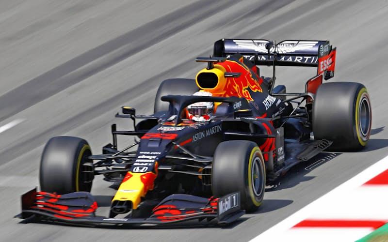 ホンダは2021年シーズンを限りにF1からの撤退を決めた=ロイター