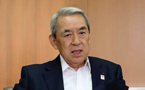 関経連の松本会長
