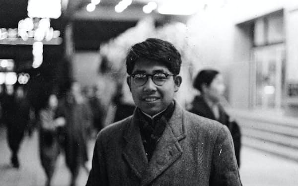 上京後の筆者