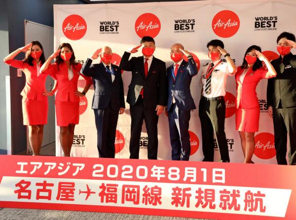 中部の観光回復に冷や水 エアアジア日本法人撤退: 日本経済新聞