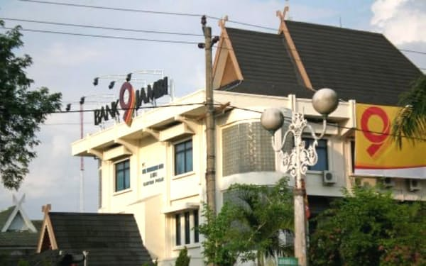 シノケンはインドネシアのジャンビ銀行と組み、投資信託を現地で販売する